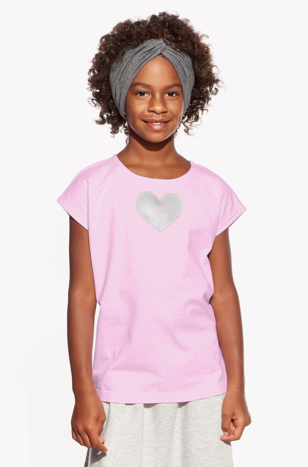 Shirt with heart