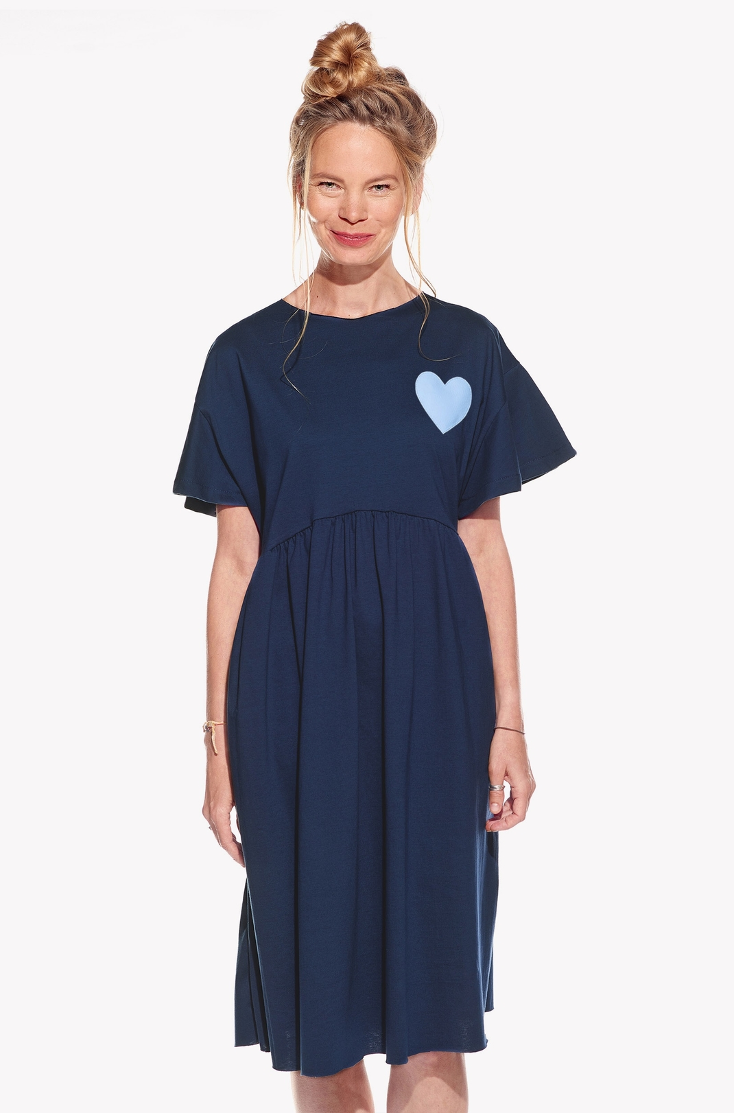 Dresses with heart