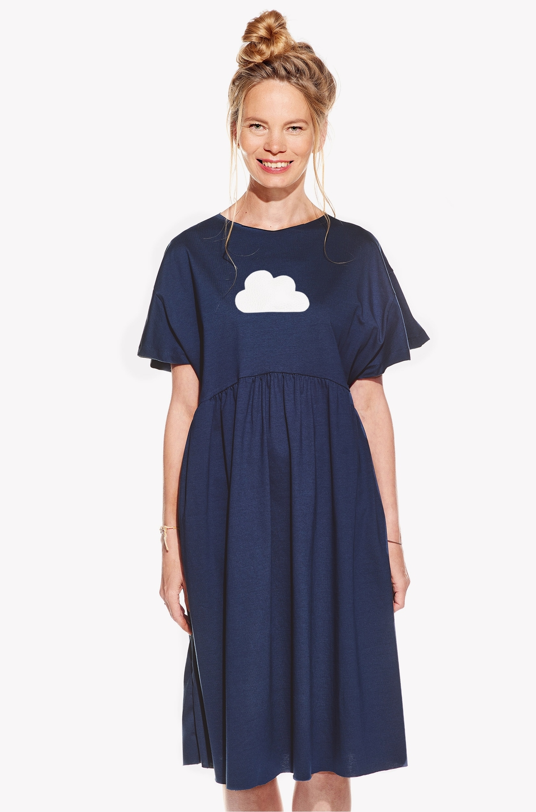 Dresses with cloud
